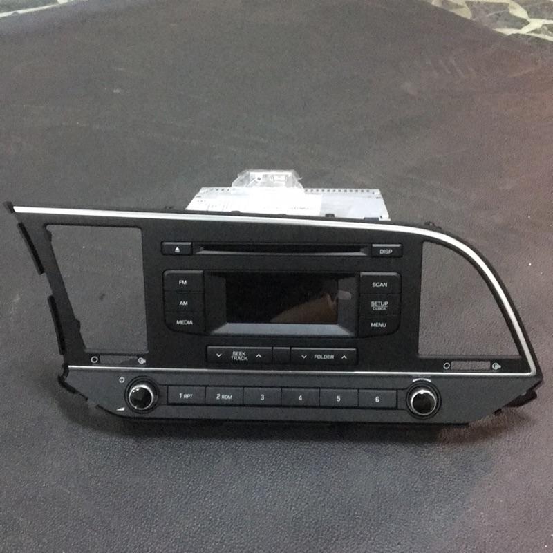 現代ELANTRA1.6原廠音響主機