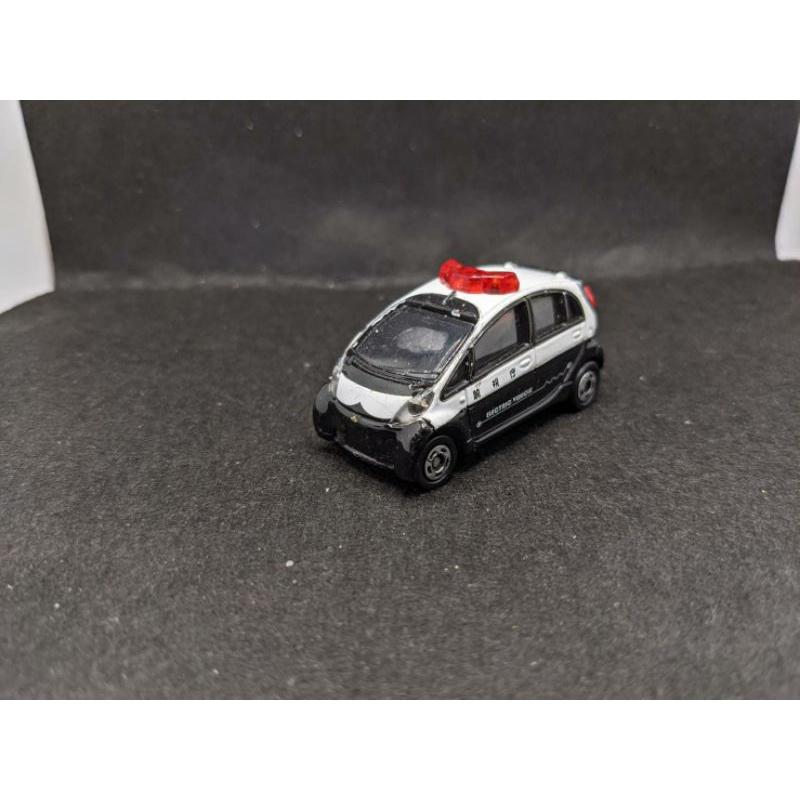 TOMICA Mitsubishi miev 可發光 二手多美小汽車