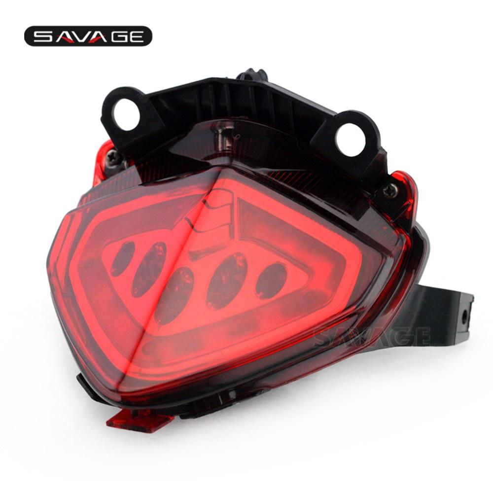 適用本田 CB500F CBR500R CB500X CB400X CBR400R 尾燈 LED 剎車燈 方向燈 夜行燈