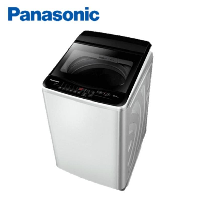 Panasonic國際牌 11公斤 定頻 直立式洗衣機 NA-110EB-W