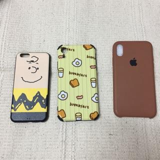 iPhone 手機殼 XR  iPhone 6 二手 高雄市