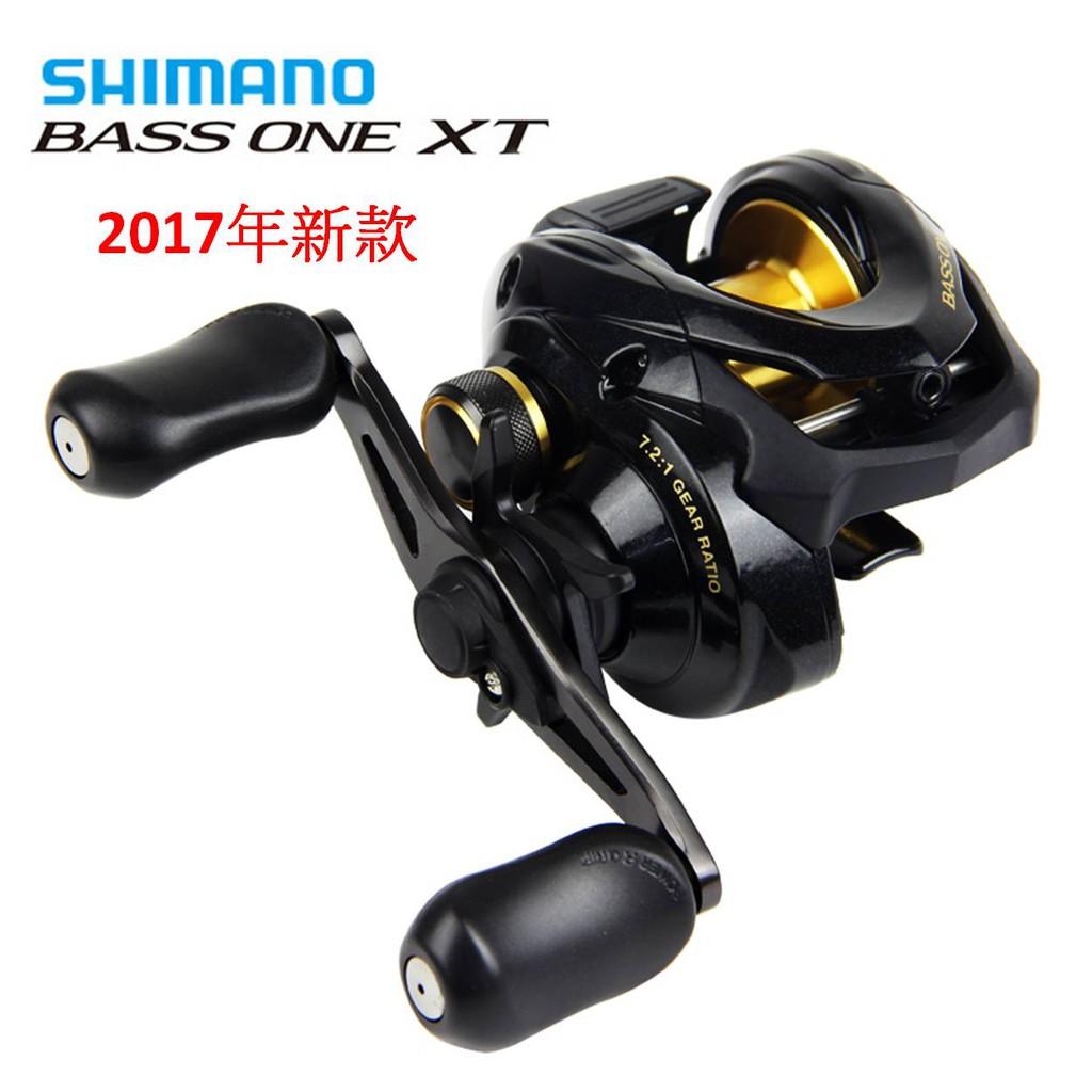 SHIMANO 捲線器 17 BASS ONE X左手小烏龜 【海霸王釣具新貨到】左手右手