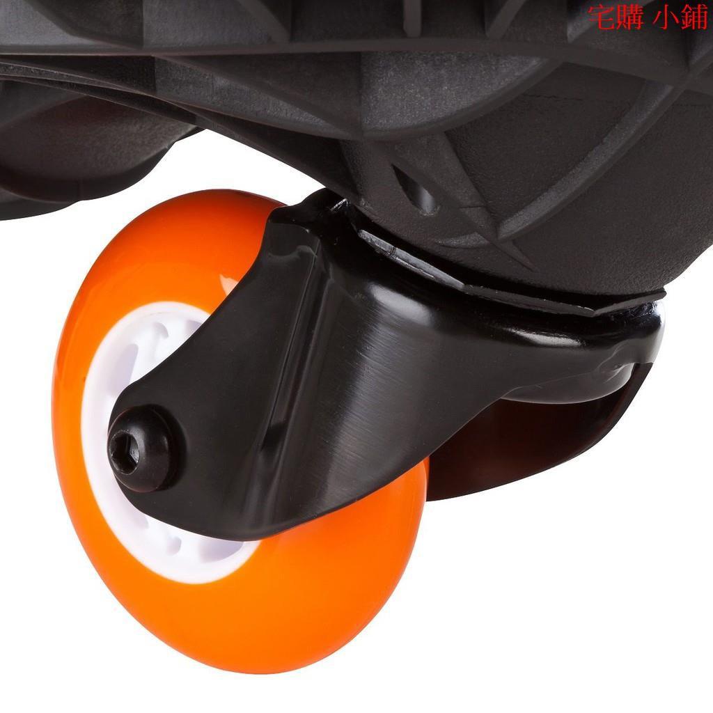 迪卡儂活力板  閃光輪  兩輪兒童滑板  初學者青少年蛇板  游龍板OXELO