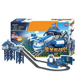 【YJ小舖】韓國 ROBOT TRAINS 變形火車軌道組