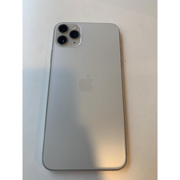 Apple iPhone 11Pro Max 256G 銀色 二手