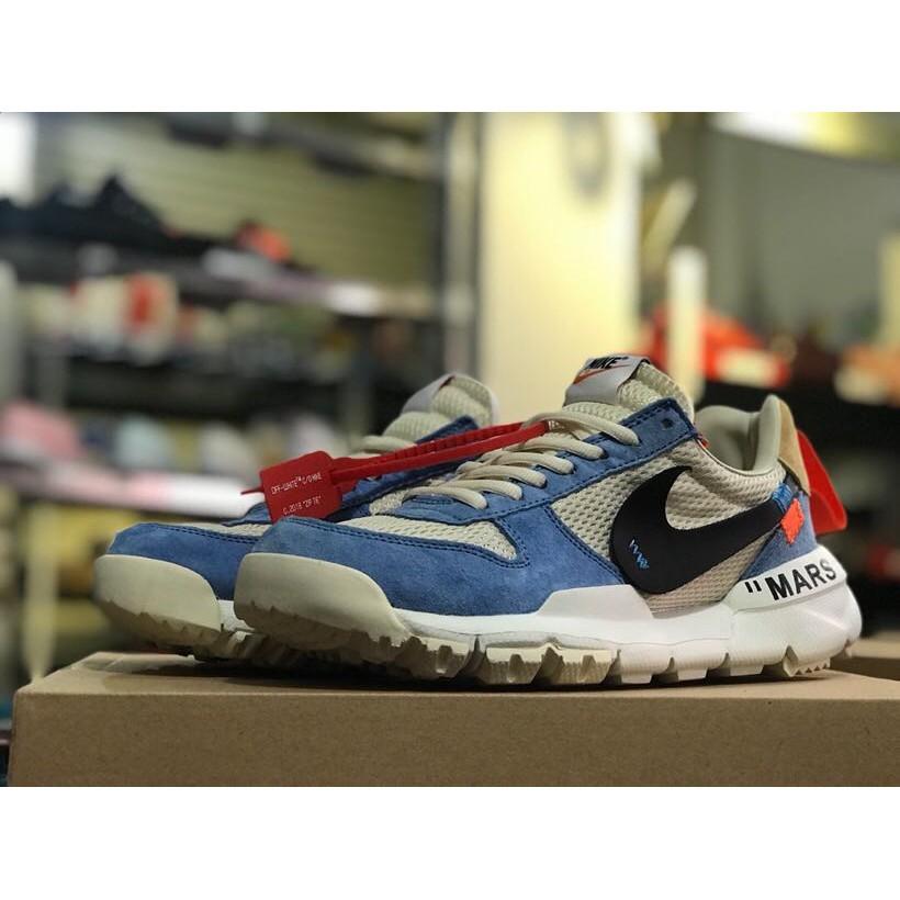 a0e1f4e295c9d2 Nike Craft Mars Yard 2.0 宇航員GD權志龍同款休閑運動時尚低幫舒適百搭 ...