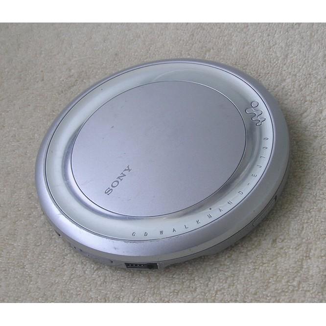SONY D-EJ700 D-EJ756CK CD 隨身聽(問題機!)(賣場滿699發貨)