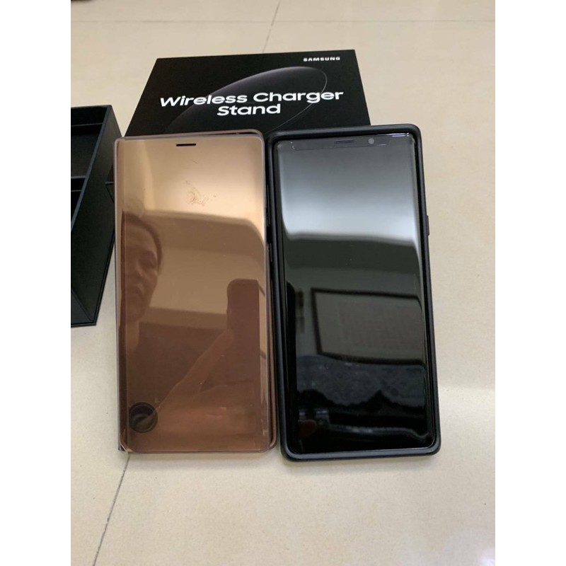 Samsung Note 9 128G (二手)(可議)(8、9成新)