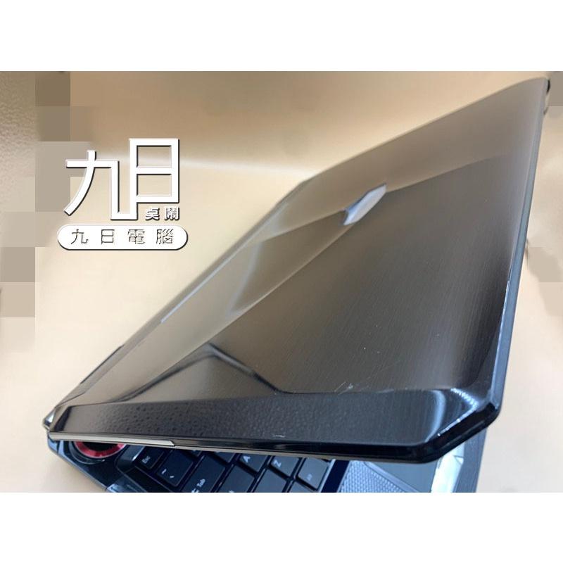 【九日專業二手電腦】15.6吋MSI I7-4800 HT八核心16G固態硬碟GTX770 商務筆電筆記型電腦店面保固