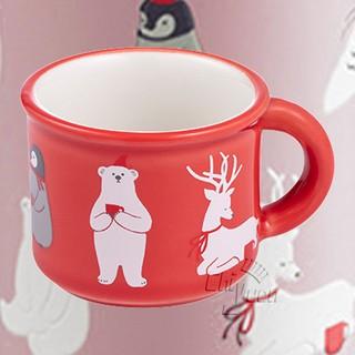 Starbucks 台灣星巴克 2019 聖誕節 耶誕傳情吊飾 馬克杯 北極熊 麋鹿 企鵝 狐狸 耶誕紅杯 臺南市