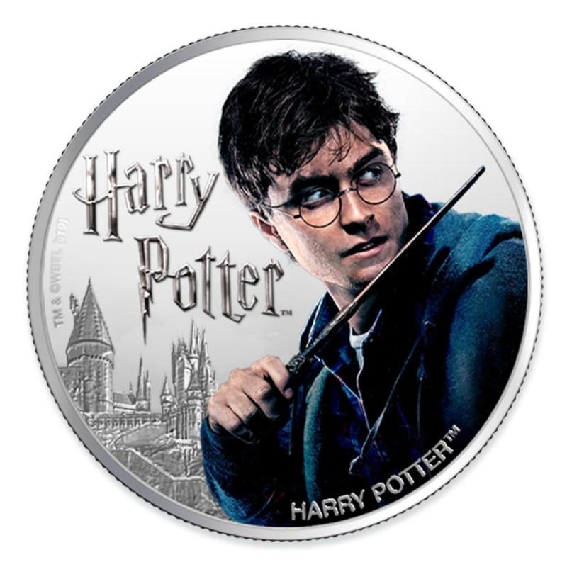 預購 - 2020斐濟-魔法世界系列-哈利波特-1盎司銀幣
