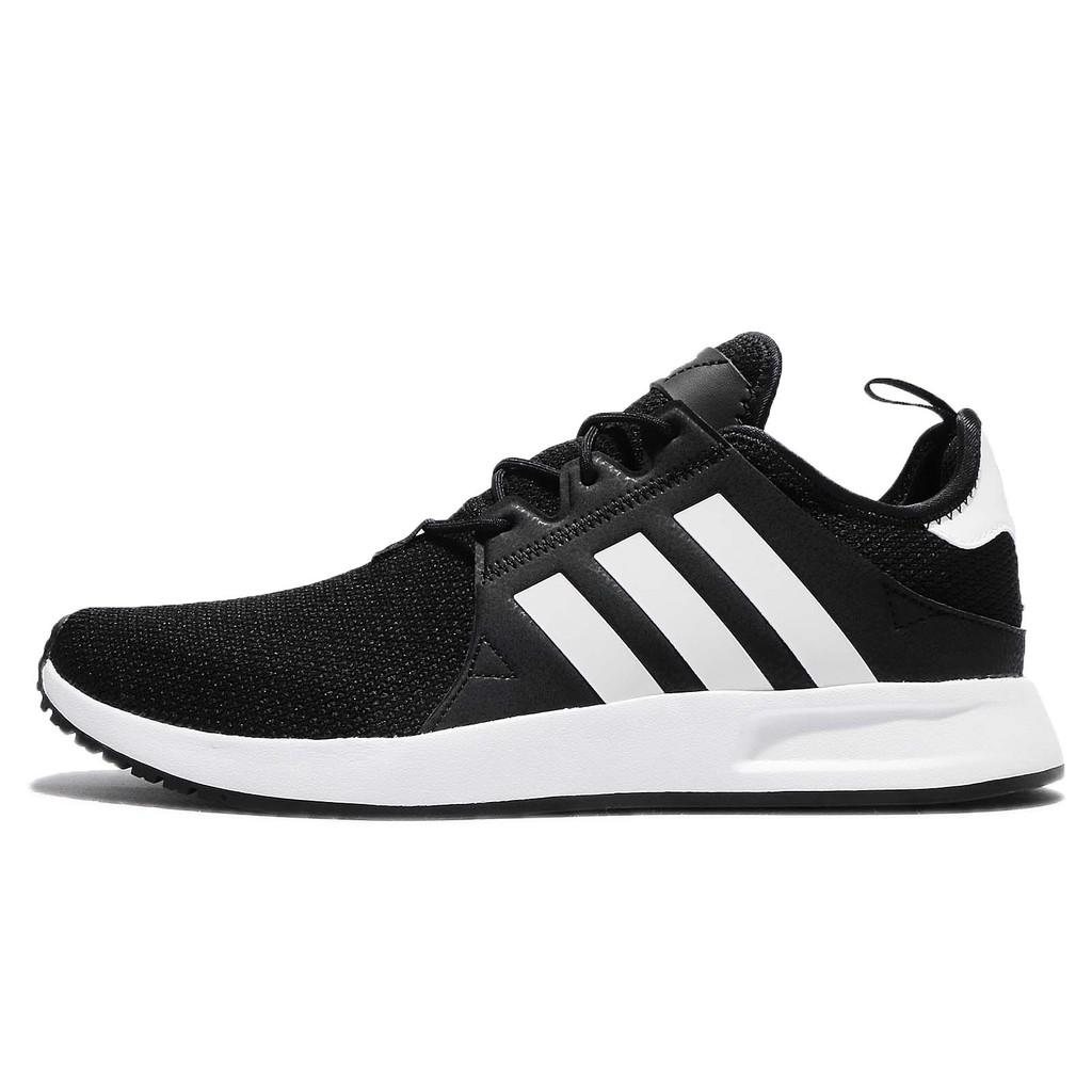 adidas 休閒鞋 X_PLR 黑 白 男鞋 女鞋 輕量透氣 反光設計 運動鞋 CQ2405 【ACS】