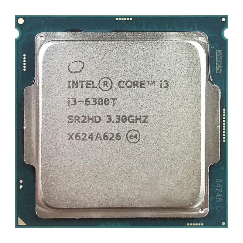 英特爾酷睿i3-6300T i3 6300T 3.3 GHz雙核四線程CPU處理器4M 35W LGA 1151