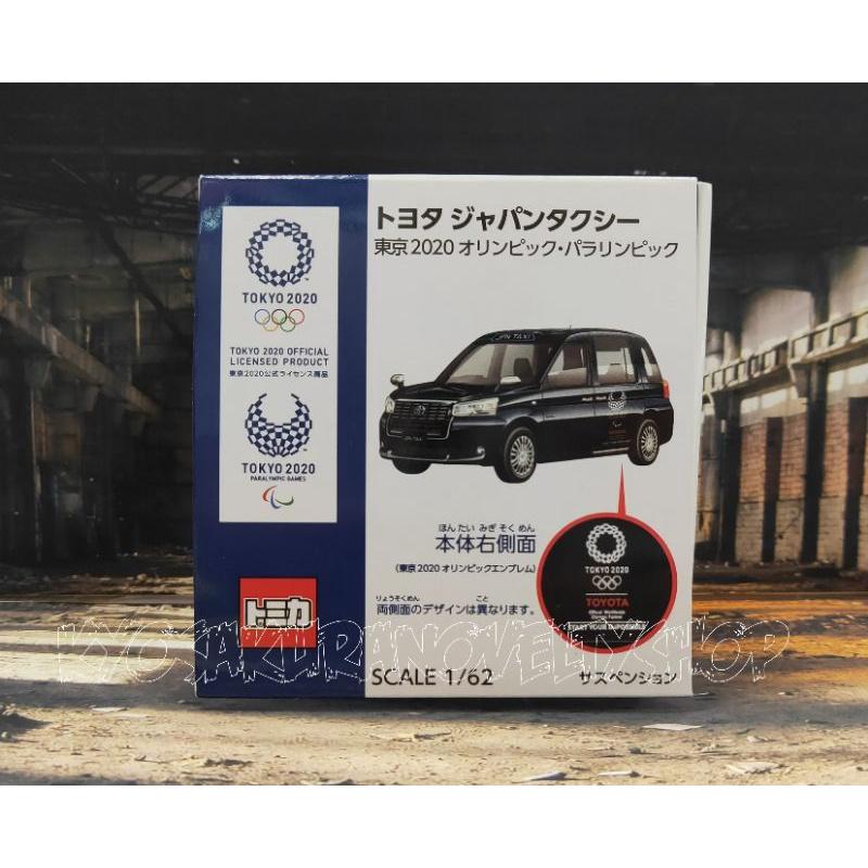 京櫻小舖 現貨 TOMICA 東京奧運 多美合金豐田計程車