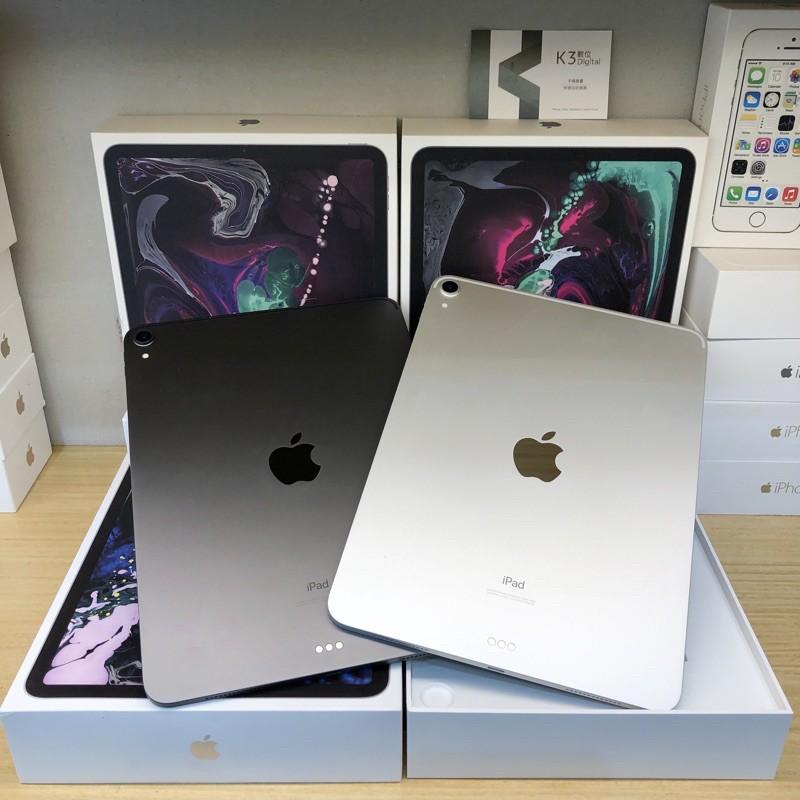 超優惠數量有限 K3數位 二手 iPad Pro 3 11吋 2018 Apple 高雄實體店含稅發票 保固三個月