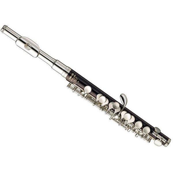 【現代樂器】免運!日本 YAMAHA YPC-32 PICCOLO 膠管短笛 ABS短笛