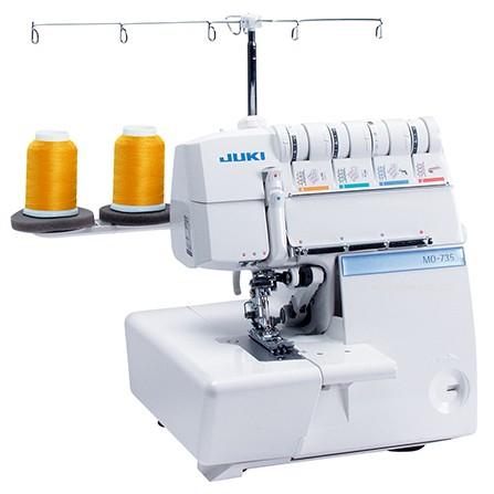 『全新』【JUKI】MO-735 拷克機 縫紉機 家用縫紉機 電動裁縫機