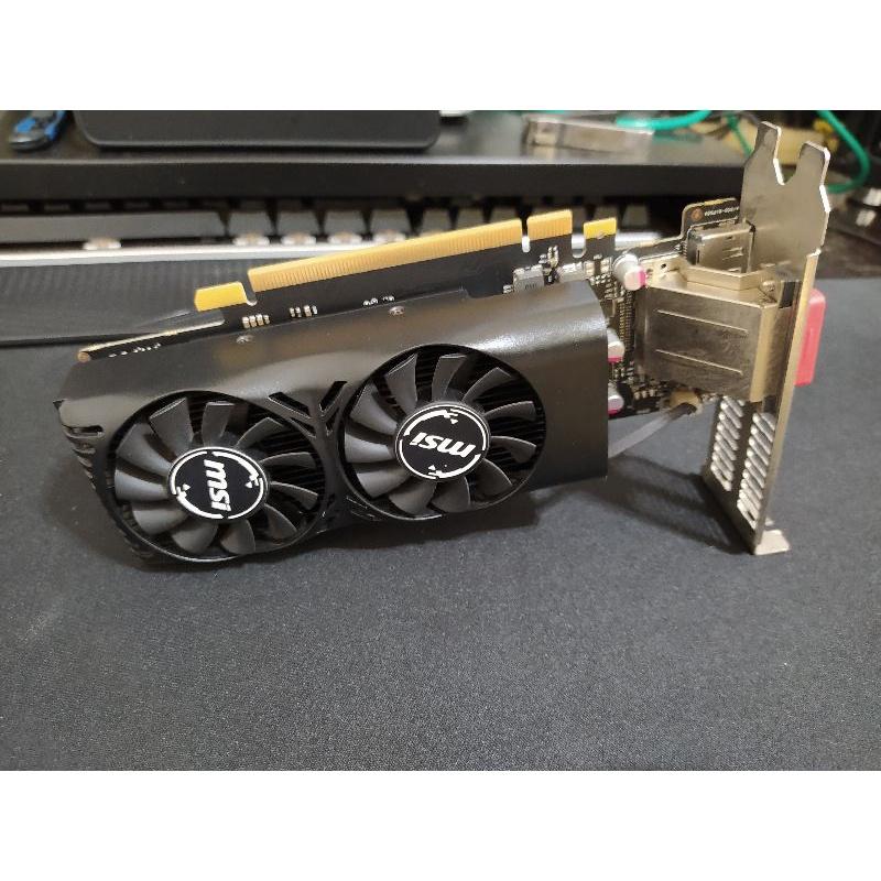 MSI 微星 GTX 1050ti 4GT LP 半高顯示卡