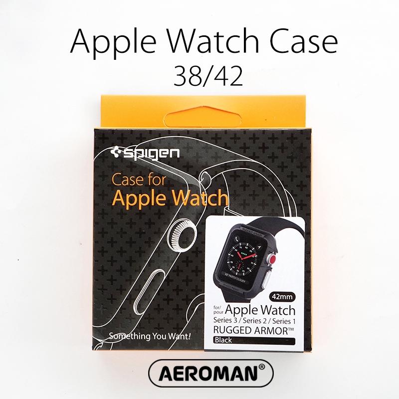韓國 spigen apple watch 適用 6 SE 5代 4代 3代 防摔 保護殼 矽膠防摔殼