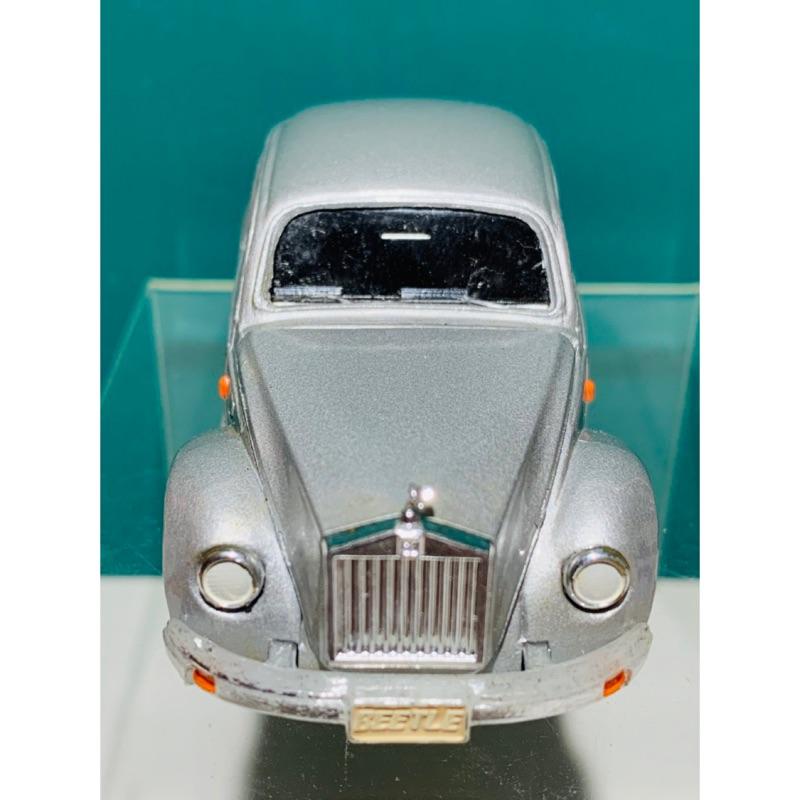 Tomica Dandy 1/43 Volkswagen Beetle Rolls Royce type