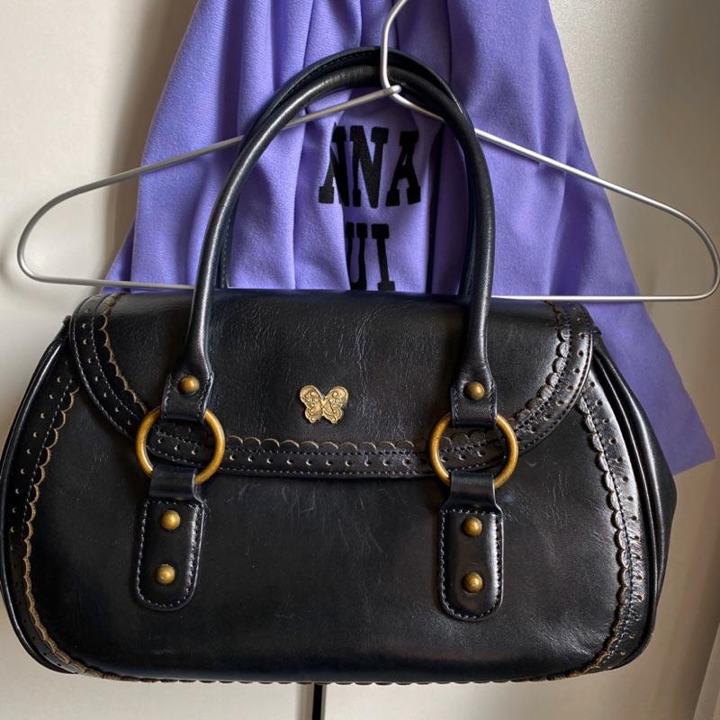 📍原價$29800 / Anna Sui 復古 醫生包 手提包