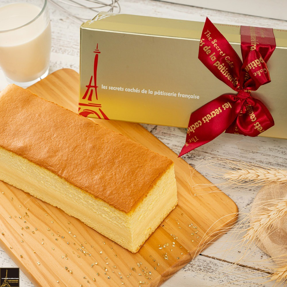 《the secret cake 法國的秘密甜點》布丁燒諾曼地