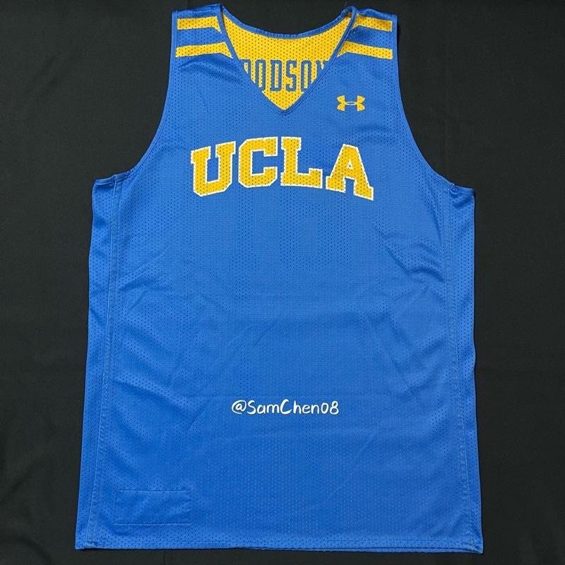 Under Armour NCAA UCLA 球員版 練習衣 球衣 背心 籃球褲 Lavine Kobe Jordan