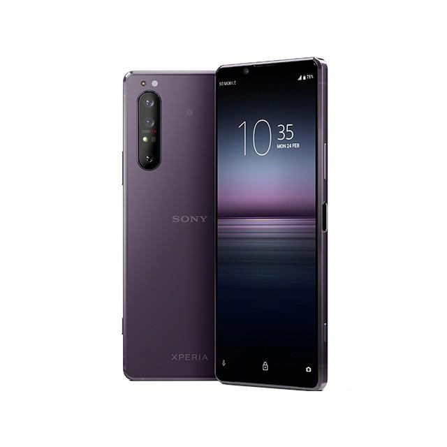 (台中手機GO)Sony Xperia 1 II 5G 6.5 吋 20fps 高速連拍蔡司鏡頭(無卡分期)