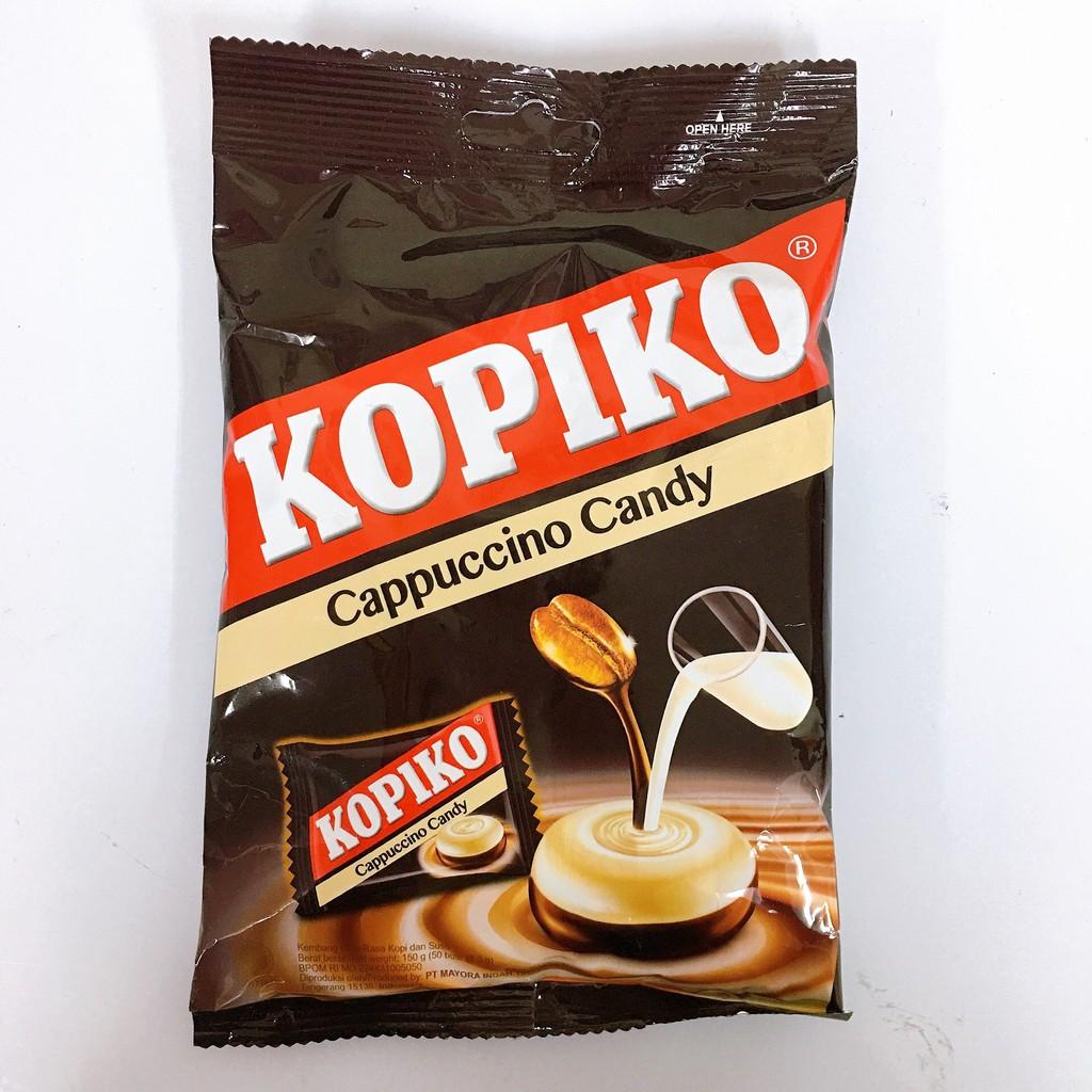 KOPIKO MINI COFFEE CANDY (CAPPUCCINO)卡布奇諾糖果150g