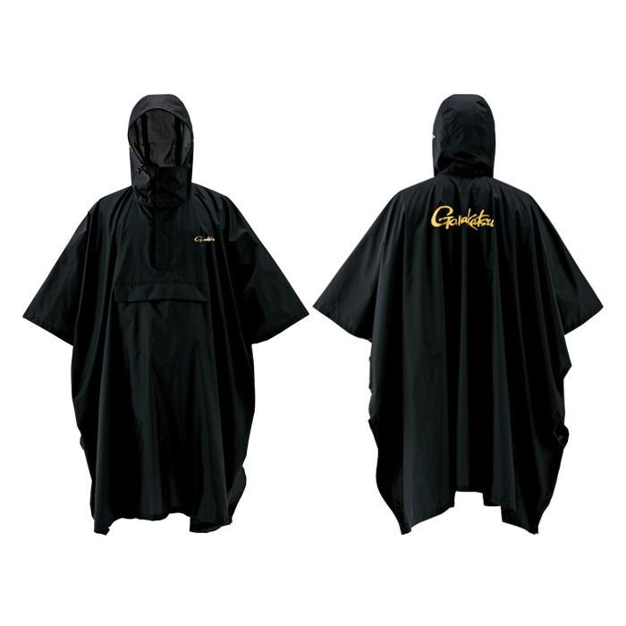 源豐釣具 GAMAKATSU 18年 小飛俠 雨衣 輕便雨衣 GM-3498