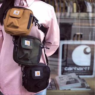 【艾怡精品女包】Carhartt包迷你吊帶包 - 女士/ 男士多功能 單肩包 休閒手機 斜背包