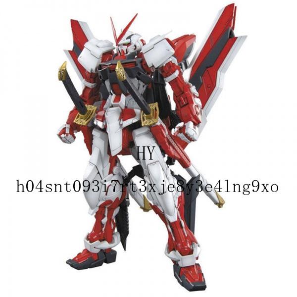 萬代高達模型MG 1/100 Astray Red Frame紅色異端 迷惘敢達 62047