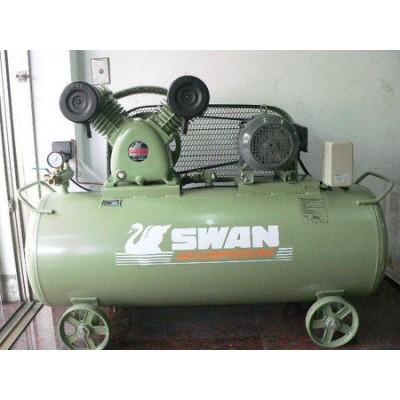 天鵝牌空壓機 3HP加大桶 單相馬達 皮帶式SWAN