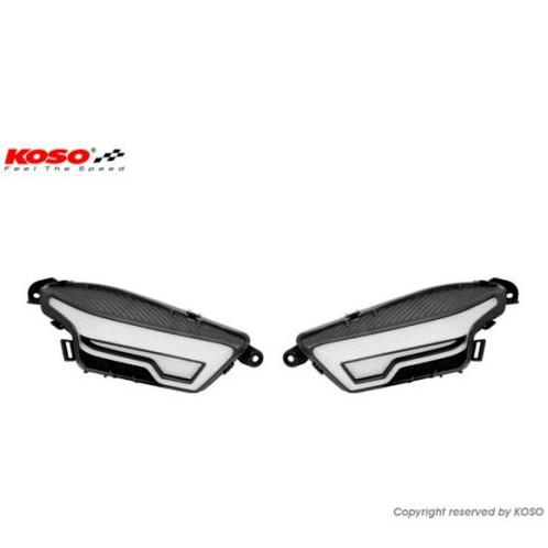 【KOSO】3D LED前方向燈組 四代勁戰