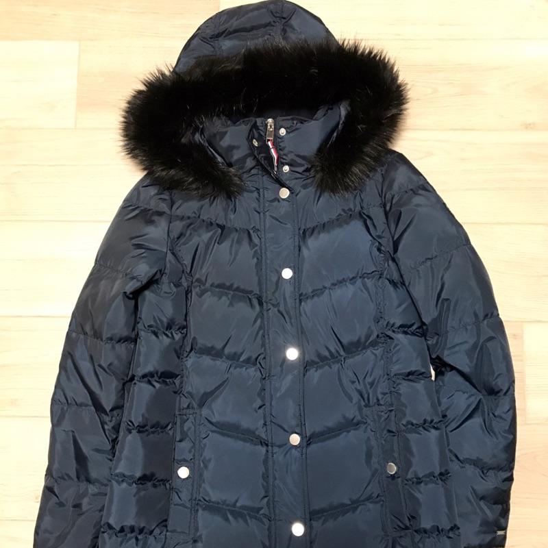 tommy 長 版 外套