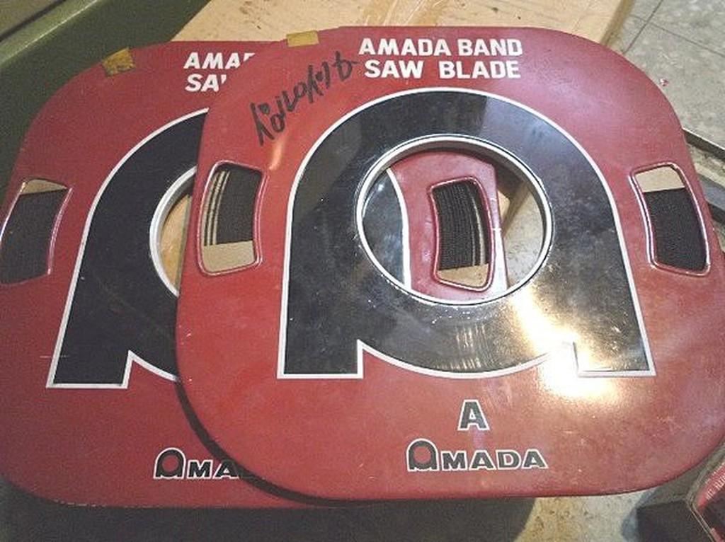 *金光興修繕屋*AMADA鐵工帶鋸條鋸片-鋸台(鋸臺)用鋸帶一次2捲--原價4500