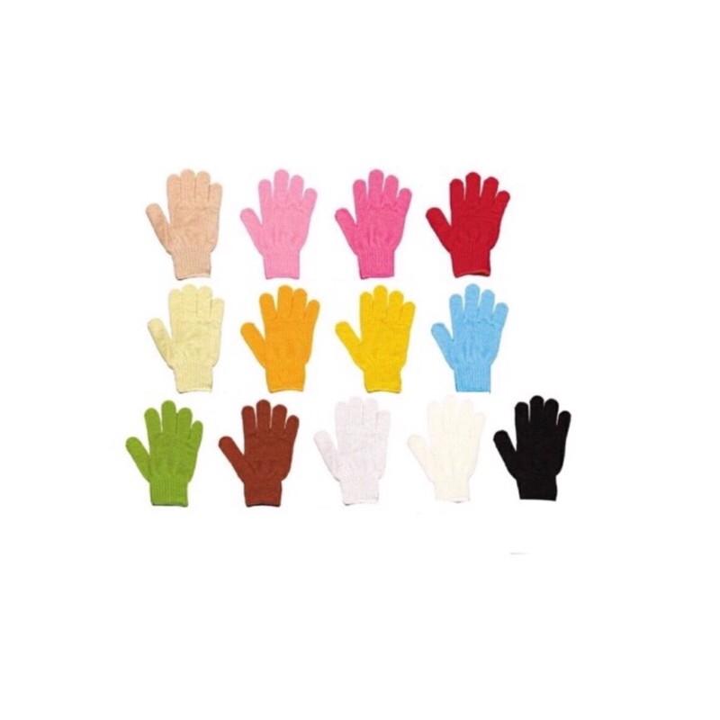 萊潔棉質手套.新色松石迷彩.法國迷彩.暗黑迷彩.松石綠.夜霓紫.薰衣紫.金屬牛仔藍.金屬牛仔黑.楓葉紅.蜜粉黃.蜜光橘