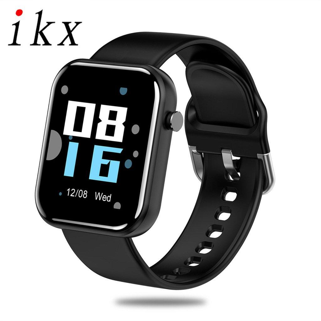 新品ZL11智慧手錶專供1.54寸全觸屏計步心率超長待機藍牙手錶