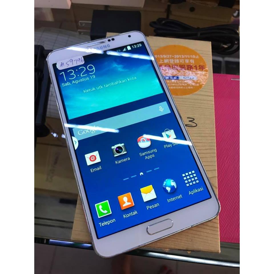 9成新 現貨 Note3 N900 3+16G Samsung Note III 5.7吋 二手機 中古機 貨到付款