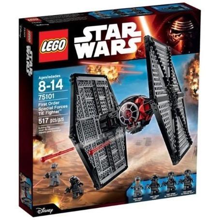 創意機器人 lego 樂高 75101 First Order Special Forces TIE fighter
