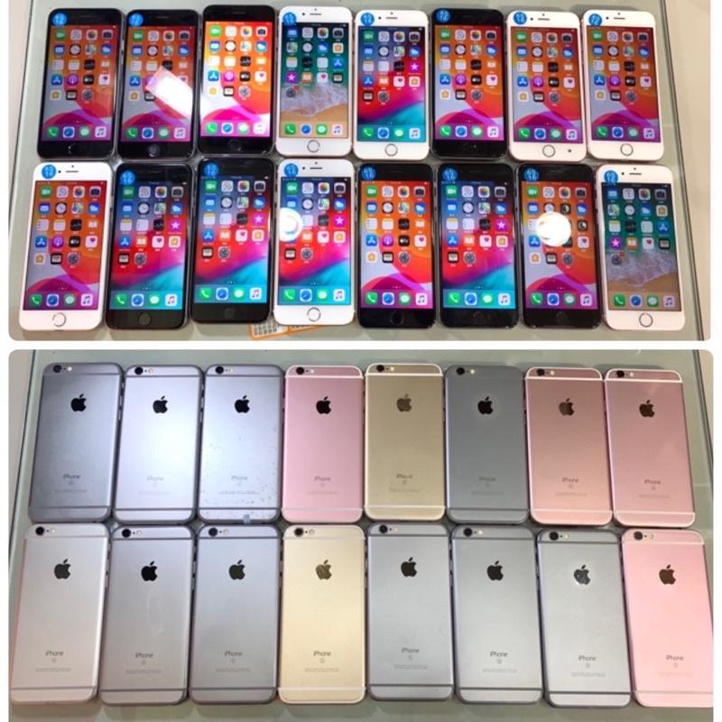 💯實體店 二手中古 iphone6s 6S 16g 16gb 工作機 ^西門町百分百門市^另有i7 i8 plus ix