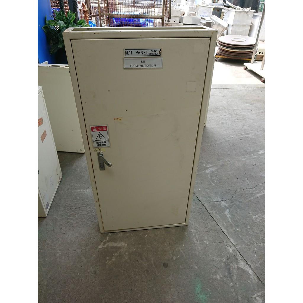 [龍宗清] 電器控制箱(匯流排開關箱) (19052206-0161)鐵箱 配電箱 分電箱 無熔絲開關 無熔線斷路器
