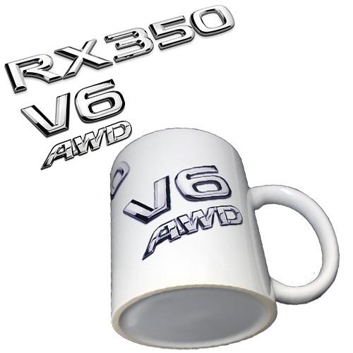 RX350 V6 AWD LEXUS 馬克杯 紀念品 杯子 照後鏡 安卓機 水箱蓋 空調 保桿 怠速馬達 機油 5W40