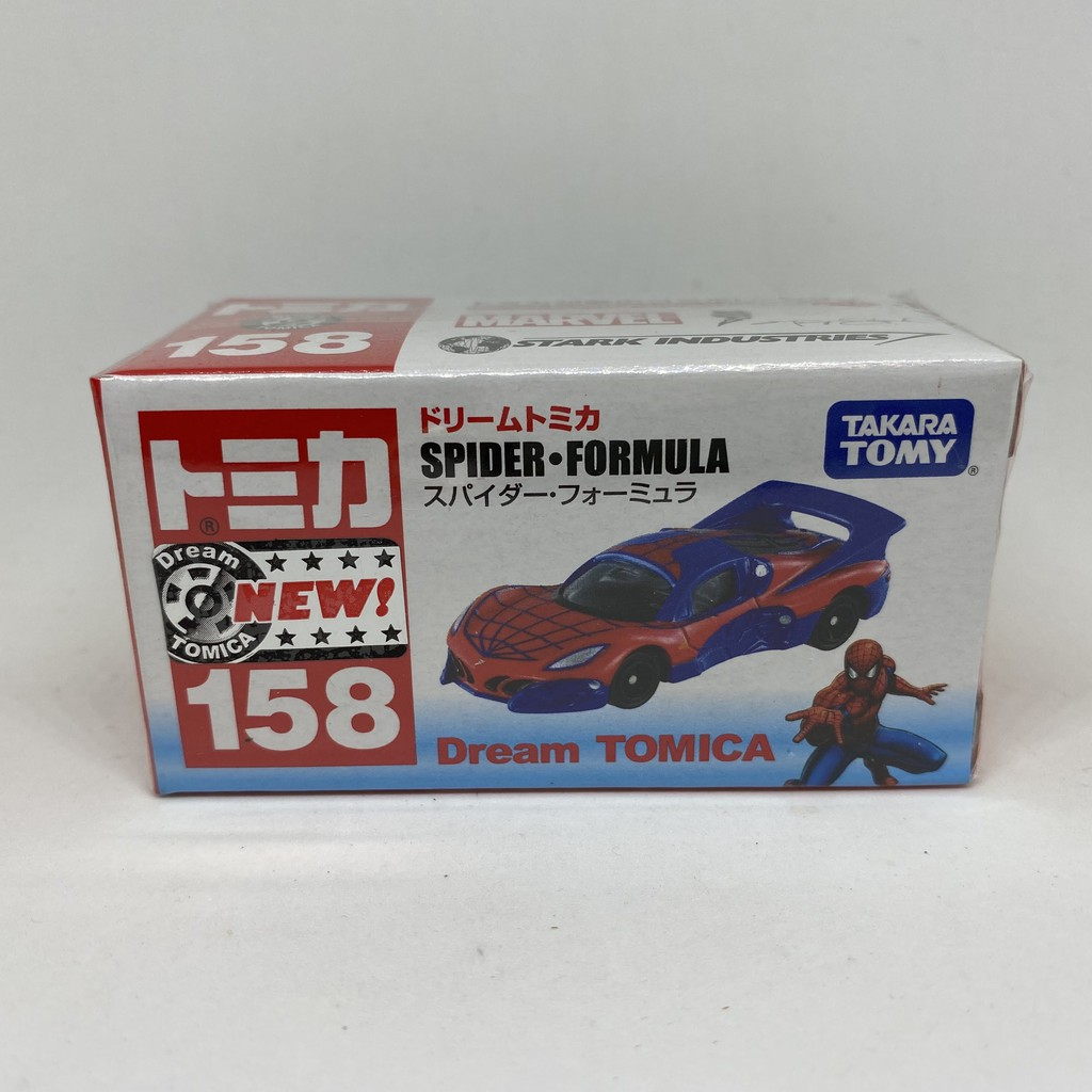【LETO小舖】 Dream TOMICA NO.158 SPIDER FORMULA 全新未拆 現貨