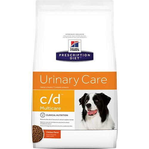 [旭傑] 希爾思 犬用 狗 cd c/d 1.5KG Multicare 泌尿道護理 希爾斯 處方飼料