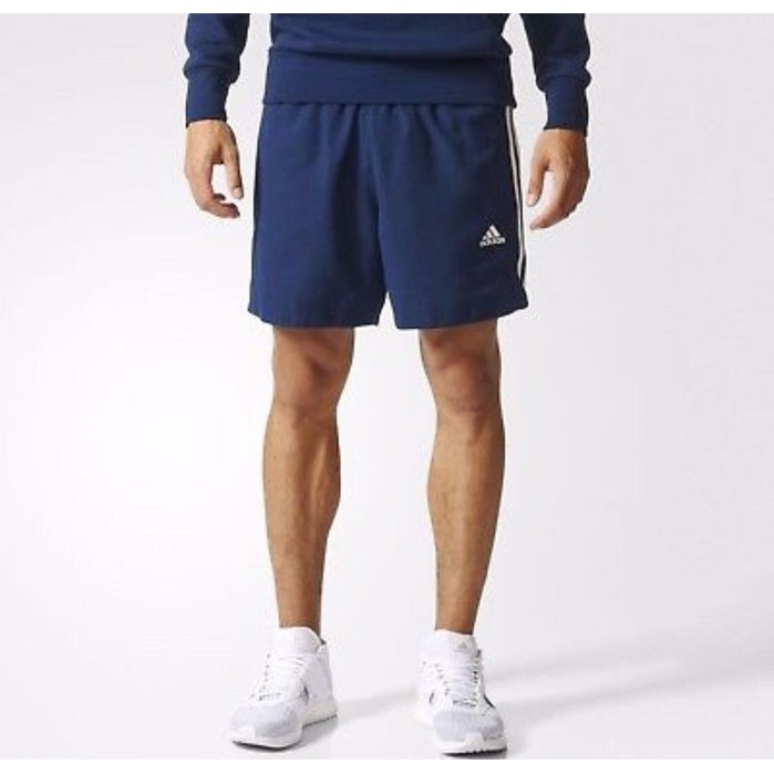 ADIDAS 愛迪達 男 基本款 運動 棉質 短褲 BP5467