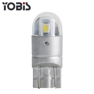LED 汽車燈新品汽車led t10 3030小插泡2led示寬燈 門邊燈 閱讀燈SMD