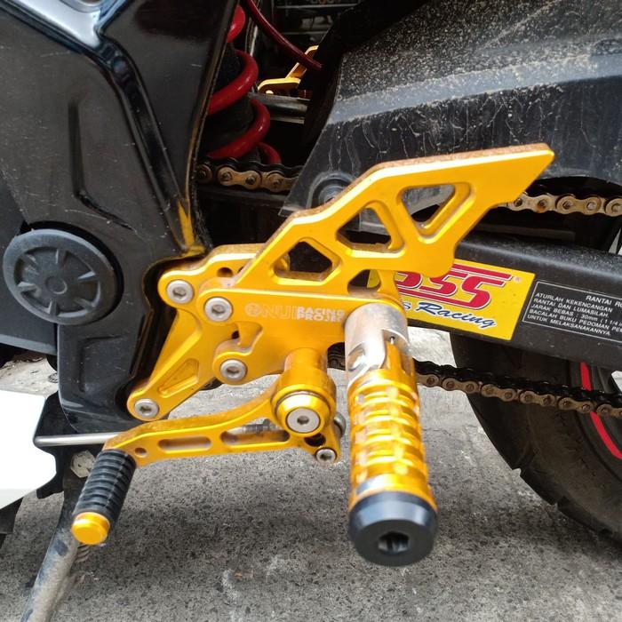 Moto橘皮 CBR150R 腳踏後移 cb150r cb300r cbr250rr cbr500r cbr650r