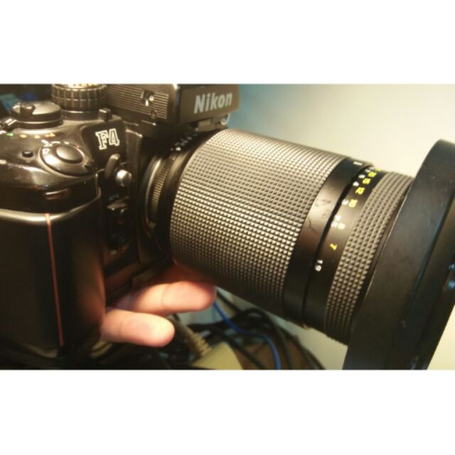 底片 單眼相機 Nikon f4 tokina 28~300mm for ais af 70~300mm ed 200mm f 4