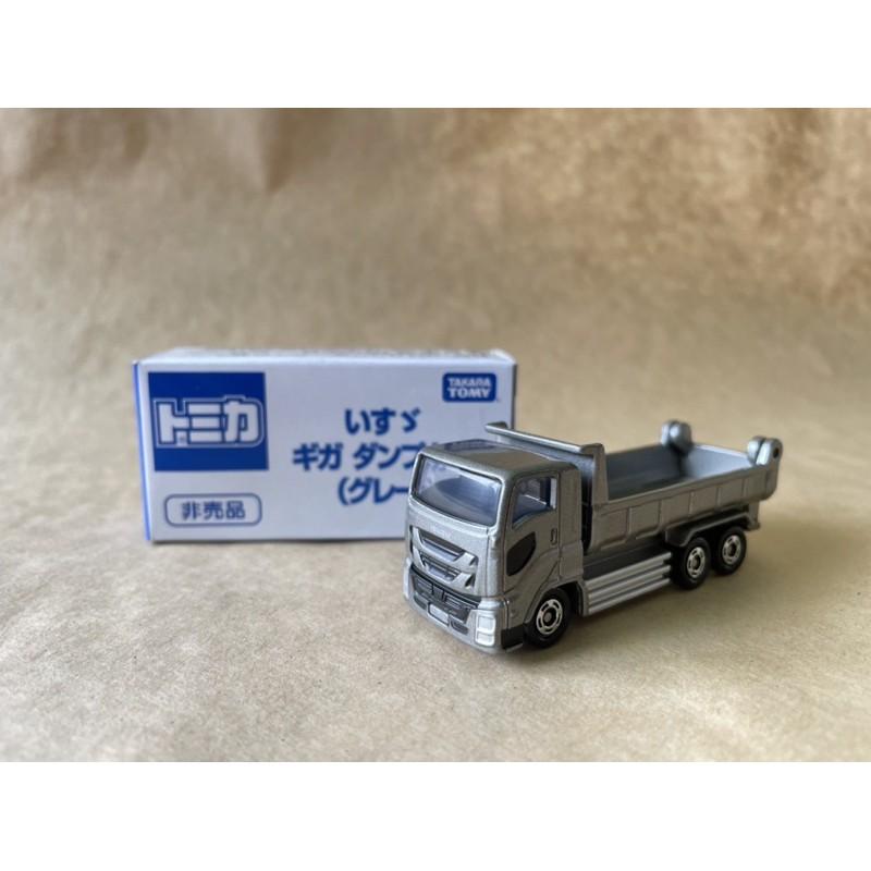 Tomica 2021 會場金獎車 Isuzu Truck 砂石車 轉轉樂